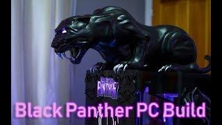 EPIC Gaming PC MOD Black Panther Gaming