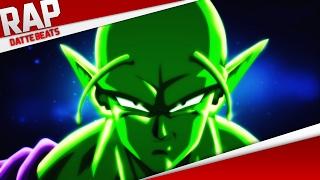 Rap do Piccolo (Dragon Ball Z) | REMAKE 100K | DatteBeats Tributo 29
