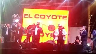 El Guitarrero - El Coyote y su banda Tierra Santa en Zapotitlan
