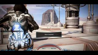 Mass Effect Andromeda APEX Music Video Matrix & Futurebound feat  Luke Bingham   All I Know