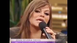 Chiquis Rivera y Jenni Rivera- Donde estas presumida