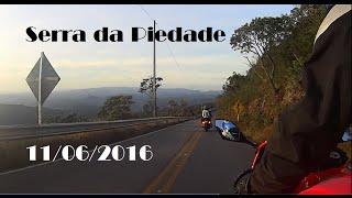 Passeio de Moto - Serra da Piedade - Caeté / MG - Junho 2016