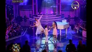 LA VOZ KIDS - Vivo por ella-Isabel Pantoja-Marck Antony
