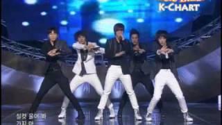 [K-Chart] 8. [-] Y - MBLAQ (2010.6.11 / Music Bank Live)