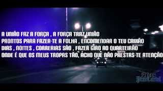 Uzzy feat Rickz - Vê Se Entendes (Lyric Video)