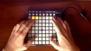 Costtle Plays: Florence And The Machine - Cosmic Love (Seven Lions Remix)(Launchpad Cover)