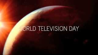 World Television Day 2013 - We LOVE TV! - Official video