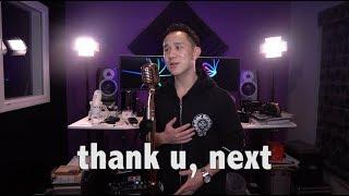 Ariana Grande - Thank U, Next | Jason Chen Cover