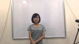 Tiếng Anh Căn Bản - Introduce yourself (Fighting English - Cao Hương)