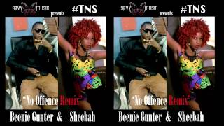 No offence remix by Beenie Gunter ft Sheebah(Audio) width=