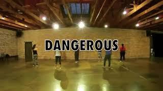 Dangerous - meek mills choreography Momo LeBeau