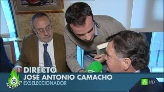 "Jugones - Camacho: ""Aunque se quejen, serán campeones igual"""