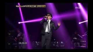 Park Sang-min - Instinctively, 박상민 - 본능적으로, I Am a Singer2 20121104