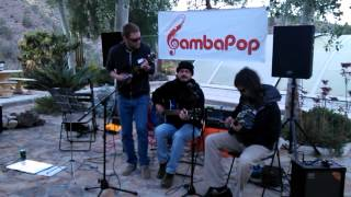 Knocking on heavens door. Coveved by Alboroque. Live in Gamba Pop Festival 28III2014