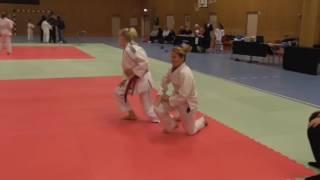 Folke Turesson - Smålands Judo Open 2016 (Match 1)