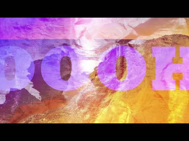Lyricvideo de la canción  Booyah de Showtek