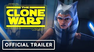 Star Wars: The Clone Wars - Final Season Official Trailer