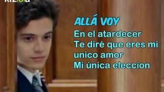 Soy Luna - Allá voy (letra)