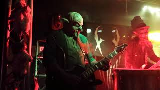 "Mushroomhead ""Sun Doesn't Rise"" 3/17/18 🍀"
