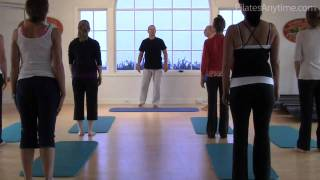 Michael King - Pilates Mat Class - Beginner/Intermediate - Trailer - Class # 203