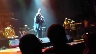 "Stephen Marley ""Work"" Live."