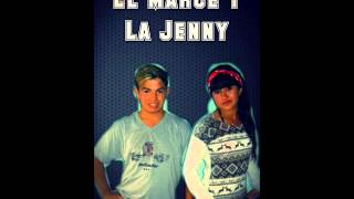 El Marce y La Jenny - Mega TuCuTu  (Oficial Remix)