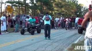 KTM 450 dirtbike vs Banshee in Puerto rico