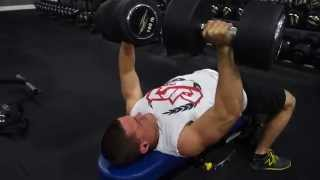 Chest And Triceps Routine with Josh Tripp | Ep. 2