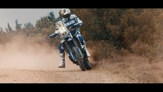 2017 Yamalube Yamaha Official Rally Team WR450F Rally Breaks Cover