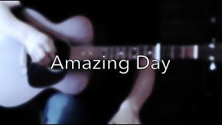 "Spencer Bernard ""Amazing Day"" - lyric video"