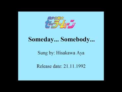 Someday Somebody de Sailor Moon Letra y Video