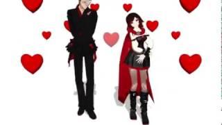 [MMD RWBY] Ruby x Adam. Monster.