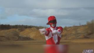 bum bum tam tam - power rangers