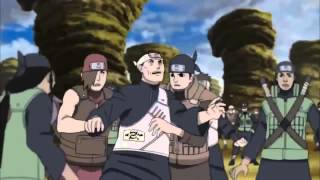 Naruto Shippuden [AMV] [Ending 32] [Spinning world]