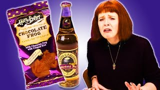 Irish Muggles Taste Test Harry Potter Treats