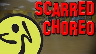 Scarred Zumba Dance Fitness Choreo