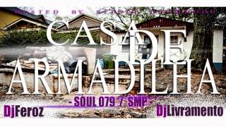 SouL 079 - Casa De Armadilha (Feat. SMP) TRAP-HOUSE [Prod. By Studio ObommodO]