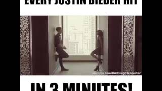 🎧 SHIRLEY SETIA🎤 KURT HUGO SCHNEIDER 🎧 EVERY JUSTIN BIEBER HIT IN 3 MINUTES!