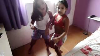 Dança do Kuduro Barbara e Bianca