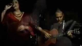 """FHERNANDA & PEDRO BRAGA -  """"Foi Deus"""" (fado)  (vídeo DVD)"""