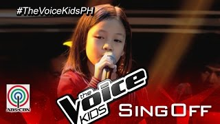 "The Voice Kids Philippines 2015 Sing-Off Performance: ""Sa Ugoy Ng Duyan"" by Kristel"