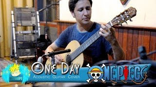 One Day - One Piece Opening 13 on Acoustic Guitar by MarcoOPT [SPECIAL 5k subscribers!]