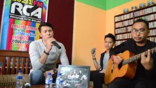 LIVE ACCOUSTIC at RCA FM BANJAR [PAPINKA - DIMANA HATIMU]