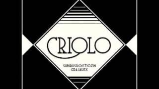 """Criolo """"Grajauex"""""""