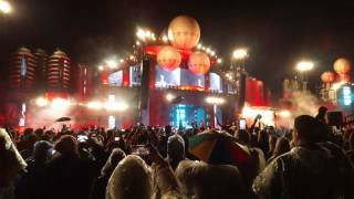 David Guetta Intro Parookaville 2017