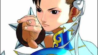 Chun Li's Theme - China Vox [SF III.3]