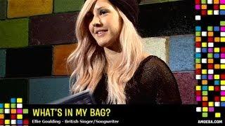 Ellie Goulding - What's In My Bag?