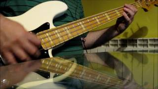 Paul McCartney - Ebony And Ivory  Bass Cover