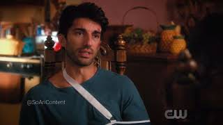 Jane The Virgin 4×05 Louisa's hallucinations| Xio and Rogelio talk | Adam and Jane talk