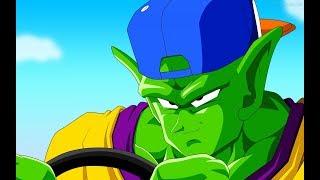 *Free/DL* // Ski Mask the Slump God Type Beat // Dragon Ball Z - Goku Drives ᴴᴰ